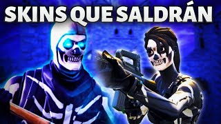 7 Skins Coming Out In The Store, Peaks and Dances - Fortnite Saison 6