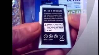 Аккумуляторы  для Nokia Lumia 520