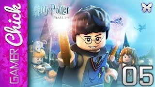 ❤ Lego Harry Potter Years 1-4 - [Part 5 Troll In The Castle!] (PC) w/ GamerChick