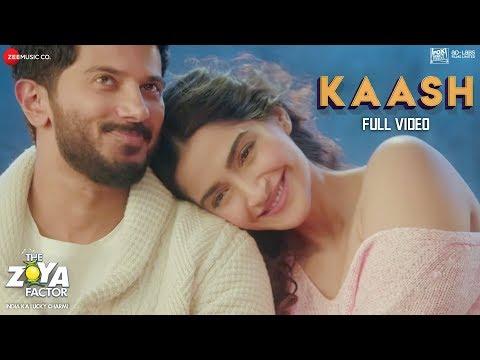 Kaash - Full Video   The Zoya Factor   Sonam K Ahuja   Dulquer S   Arijit Singh & Alyssa M   SEL