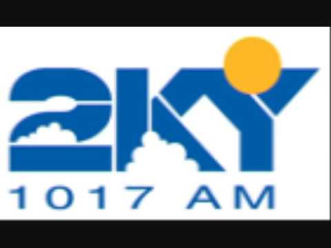 Radio Sydney 2KY theme and News 1986