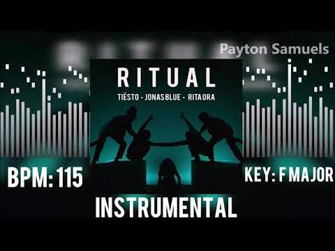 Tiësto, Jonas Blue & Rita Ora - Ritual (Instrumental)