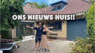 Dit is ons nieuwe droomhuis! & geweldig weekend weg samen | Sanny zoekt Geluk