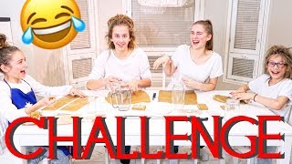 NOT A GINGERBREAD HOUSE CHALLENGE