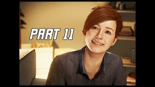 MARVEL'S SPIDER-MAN Walkthrough Part 11 - Date Night (PS4 Pro 4K Let's PLay)