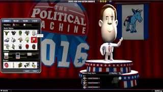 The Political Machine 2016 - FEEL THE BERN! - Bernie Sanders - Part 1