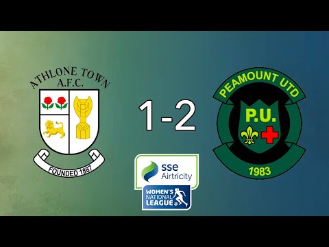 WNL GOALS GW15: Athlone Town 1-2 Peamount United