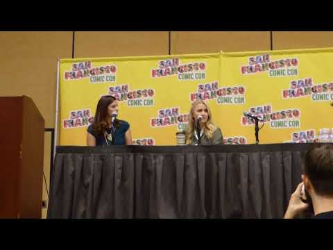 SF Comic Con 2017 Emily Osment Q&A panel