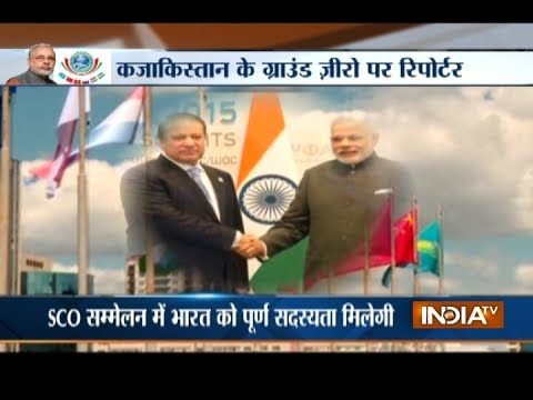 'Mission Kazakhstan' of PM Modi: Exclusive report from Astana