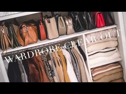 Download Youtube: Re-Organising & Clearing Out My Winter Wardrobe | Vlogmas Day 6