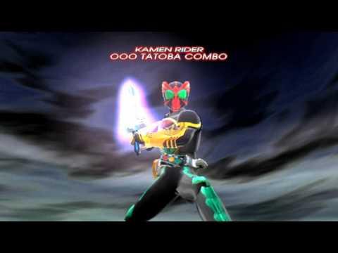 Kamen Rider Climax Heroes OOO OP