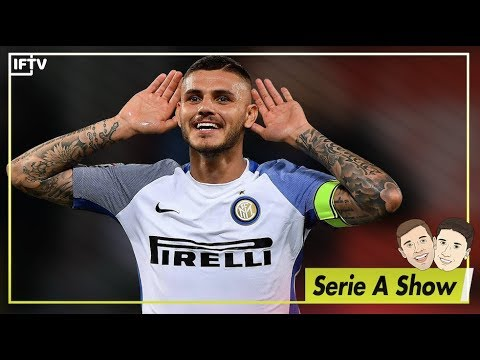 Mauro Icardi - best finisher in Serie A?   Serie A Round 29 Recap
