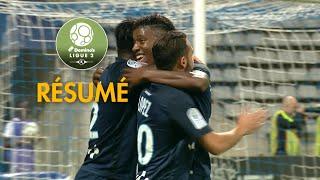 Paris FC - Nîmes Olympique (2-1)  - Résumé - (PFC - NIMES) / 2017-18