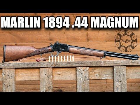Marlin 1894 .44 Magnum - The Remlin Generation