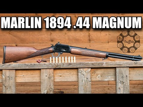 Marlin 1894 .44 Magnum - The Remlin Generation