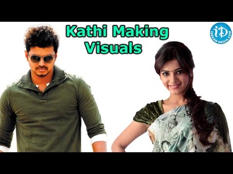 Kaththi Movie Poster | NOWRUNNING TAMIL | Actor picture ...