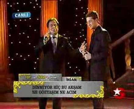 POPSTAR ALATURKA 30.03.2008 FARUK TINAZ & İHSAN