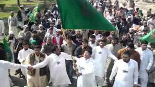 12 Rabi-ul-Awal 2012 jaloos in lahore (shahzor group) 05.02.2012