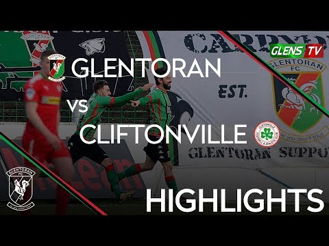 Glentoran vs Cliftonville - 4th August 2018