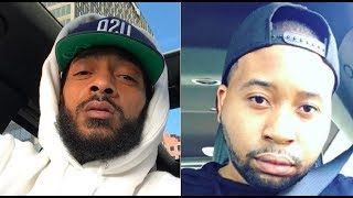 Nipsey Hussle Says he Walked out on a Episode of Everyday Struggle and Disses Akademiks. Ak responds