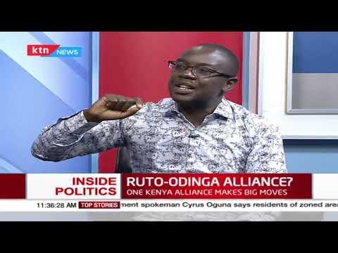 Is Raila-Ruto political alliance possible ahead of 2022 polls | INSIDE POLITICS WITH BEN KITILI