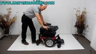 Pride Mobility Jazzy 600ES - Used Jazzy 600 ES