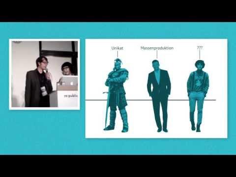 re:publica 2013 - Digitaldarwinismus - Warum gibt es keine digitalen Bananen? on YouTube
