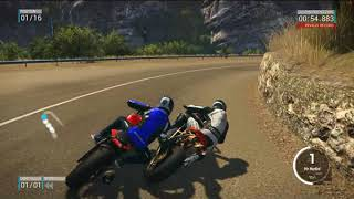 Ride 2 - Quick race with Mr Martini Flashback II - 60 fps