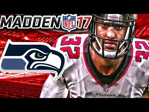 Madden 17 Franchise Mode Week 6 - Atlanta Falcons vs Seattle Seahawks