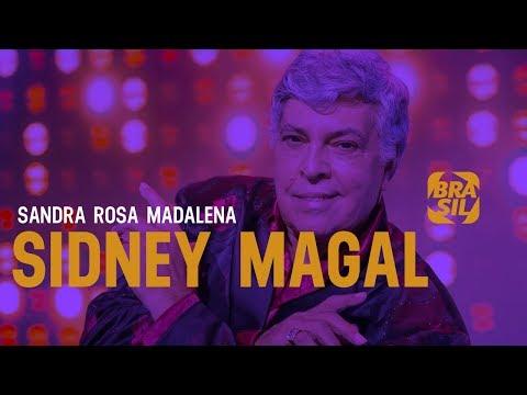 Sidney Magal - Sandra Rosa Madalena l Show Bailamos