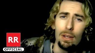 Nickelback - Savin' Me [Music Video]