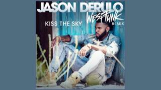 Jason Derulo - Kiss the Sky (WestFunk remix)