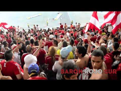 La banda del diablo de Carnaval - Barón Rojo Sur Colombia