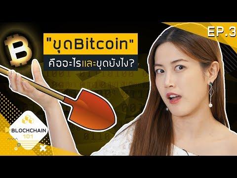 EP.3 ขุด Bitcoin คืออะไรนะ!? | เฟื่องลดา