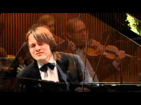 Mozart - Concerto no 23 in A major k 488 - Daniil Trifonov and the Israel Camerata Orchestra