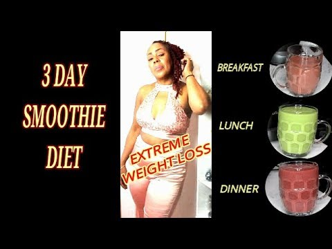 lose-10---20-lbs.-||-3-day-smoothie-diet-||-extreme-weight-loss