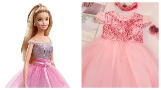 DIY Barbie Clothes  ❤️ BARBIE HACKS AND CRAFTS ❤️ Very Easy