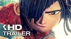 KUBO: Der tapfere Samurai Trailer German Deutsch (2016)