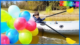 Row Your Boat Song for Children