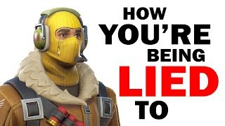 One of AKindAleWar's most viewed videos: How Fortnite Is Lying to You!!!
