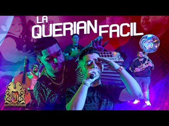 Los Hijos De Garcia - La Querian Facil (En Vivo)