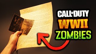 FIRST WW2 ZOMBIES MAP PICTURE AND NEW STORYLINE INFO SENT TO ME (BREAKING NEWS)