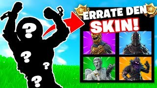 Guess the skin! fortnite Battle Royale!