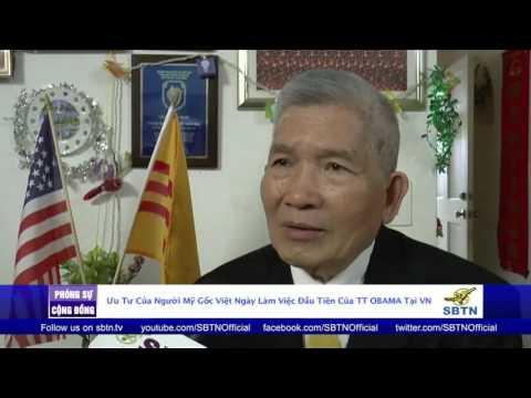 PHÓNG SỰ CỘNG ĐỒNG: Ưu tư của người Mỹ gốc Việt về ngày làm việc đầu tiên của TT Obama tại VN