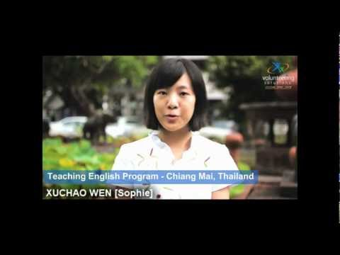 Volunteering Solutions Thailand Teaching program review from Chiang Ma