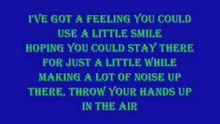 Happy boys and happy girls with lyrics
