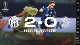 INTER 2-0 GETAFE | HIGHLIGHTS | 2019/20 UEFA Europa League Round of 16 🏆⚫🔵