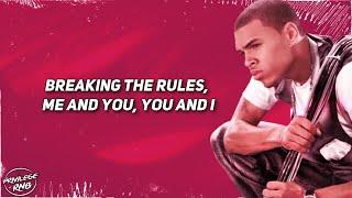 Gambar cover Chris Brown - Forever (Lyrics / Lyric Video)