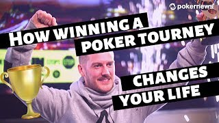 Does Life Change After Winning a Poker Main Event?