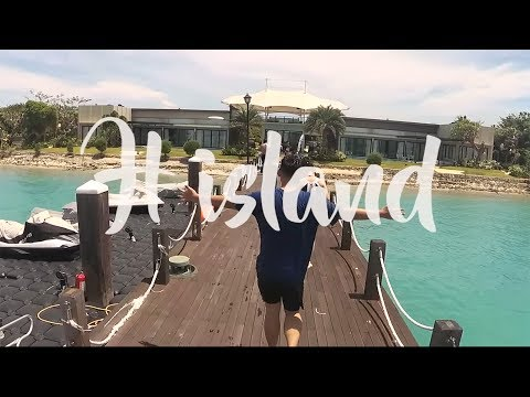 H Island Trip, Pulau Seribu